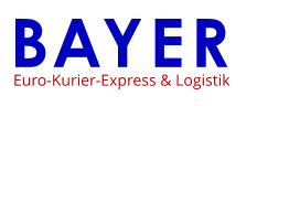 BAYER Euro-Kurier-Express & Logistik